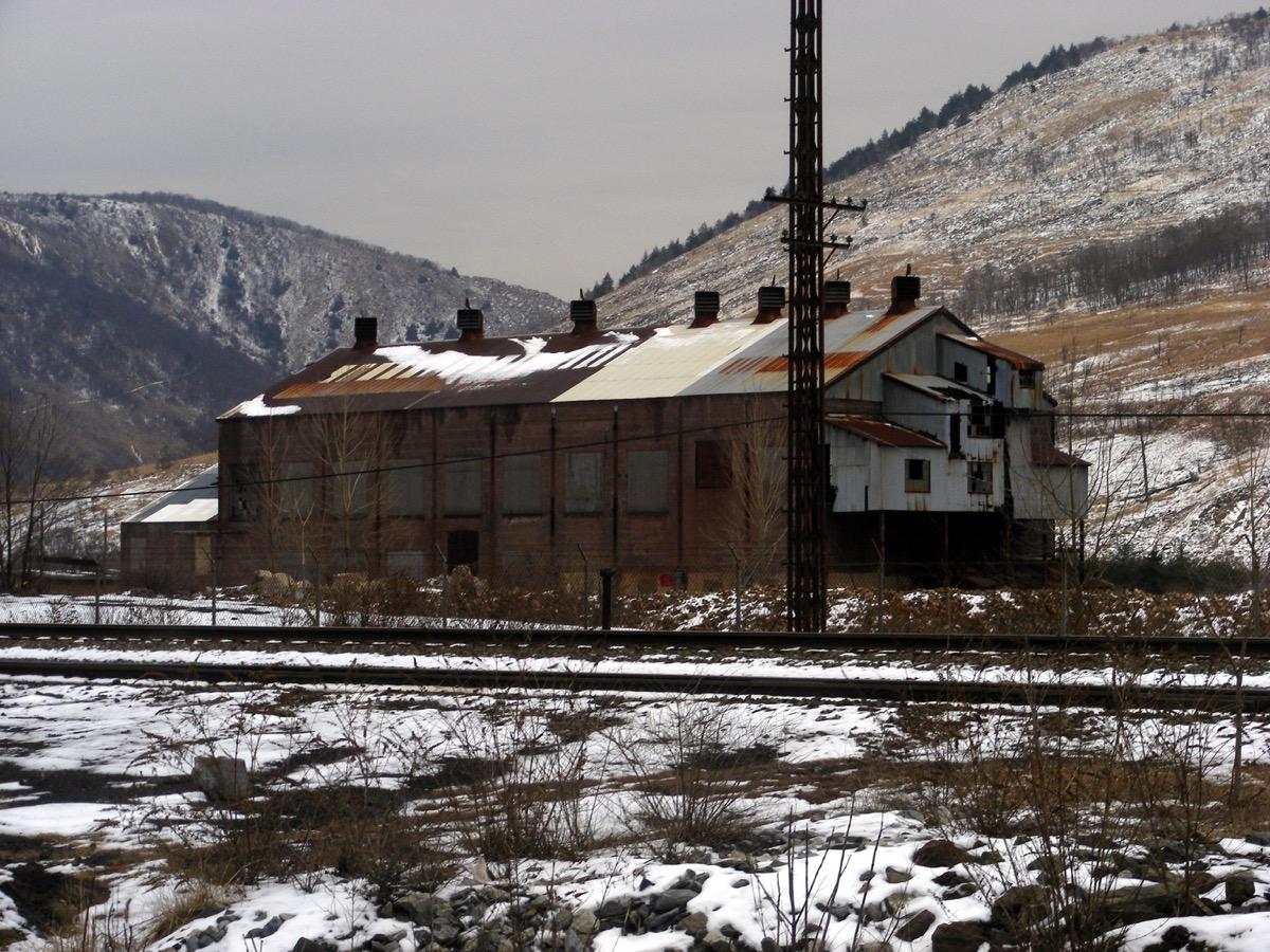 New Jersey Zinc Factory Pennsylvania creepiest abandoned buildings