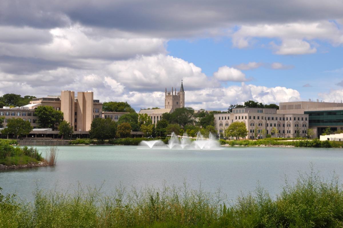 Northwestern University campus - Image