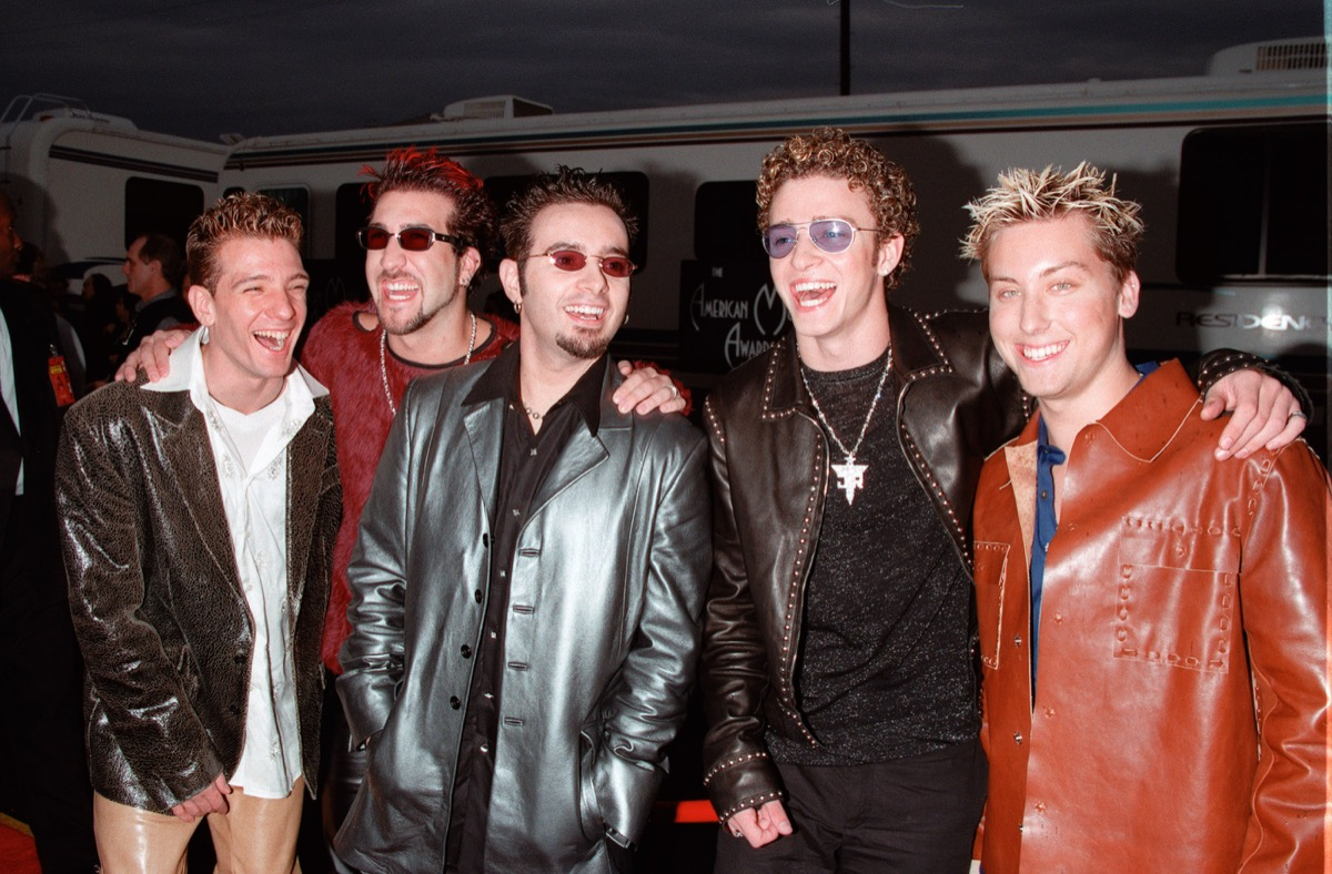 nsync in the 2000s