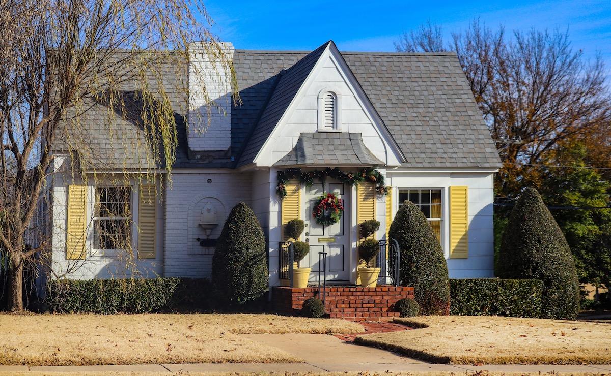 Oklahoma most popular house styles