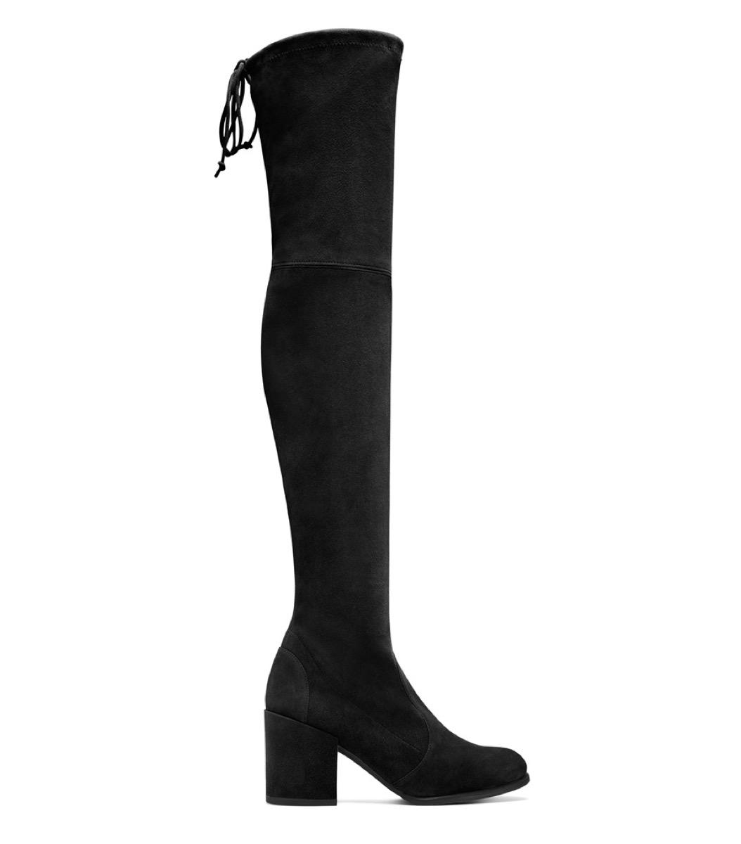 over-the-knee boot - stuart weitzman