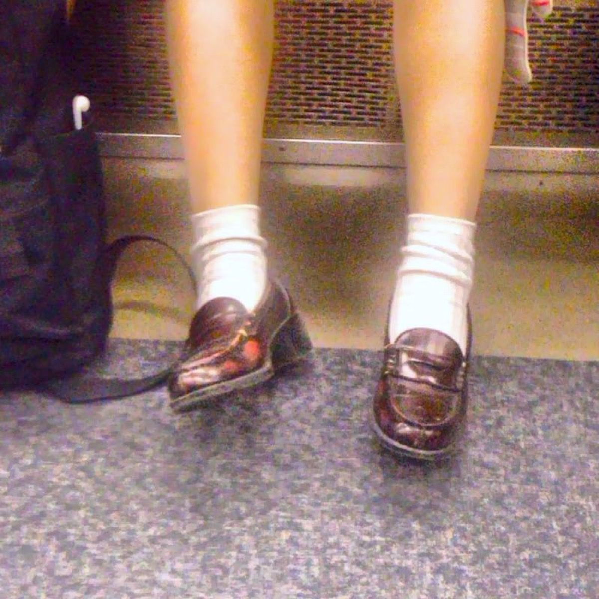 A Pair of Penny Loafers