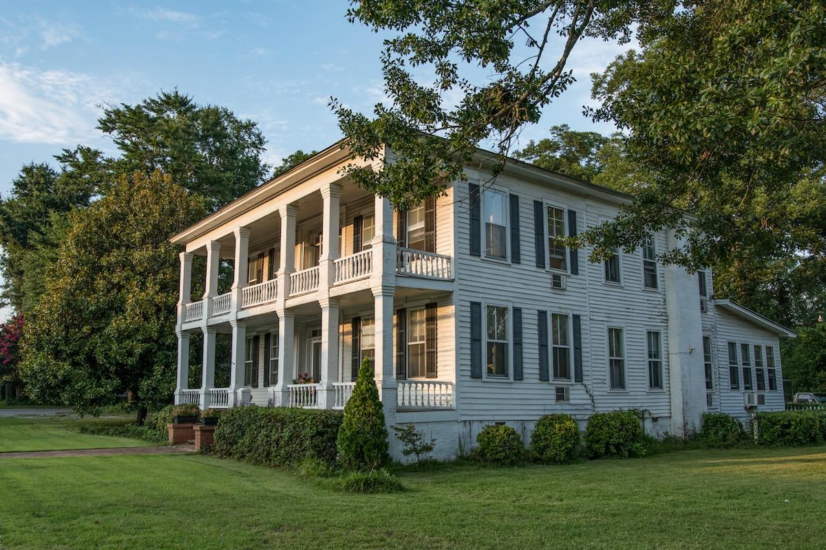 Plantation Alabama most popular house styles