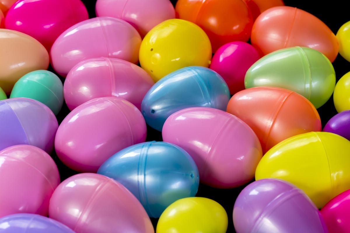 plastic easter eggs - best easter games