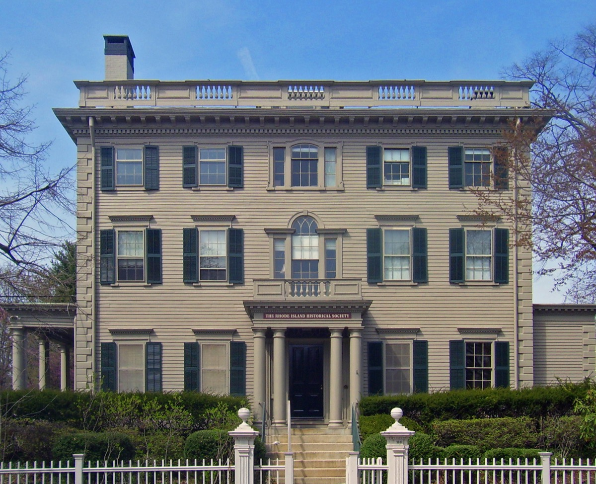Providence style architecture