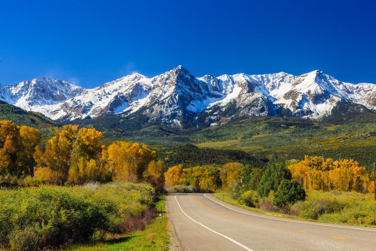 rocky mountains in colorado, smarter facts