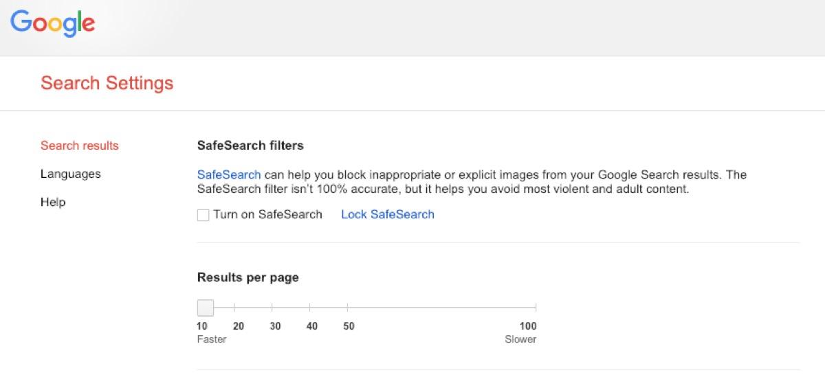 google more results search - google tricks