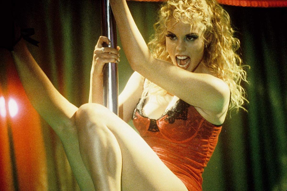 Elizabeth Berkley in Showgirls (1995)