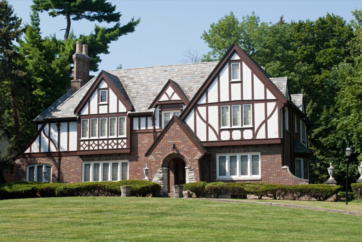 tudor house amazing home facts