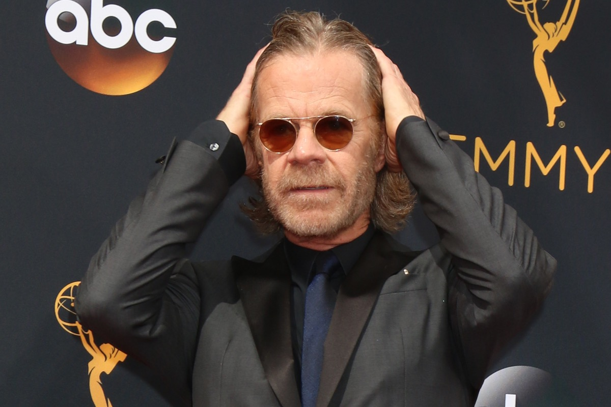 LOS ANGELES - SEP 18: William H Macy at the 2016 Primetime Emmy Awards - Arrivals at the Microsoft Theater on September 18, 2016 in Los Angeles, CA - Image