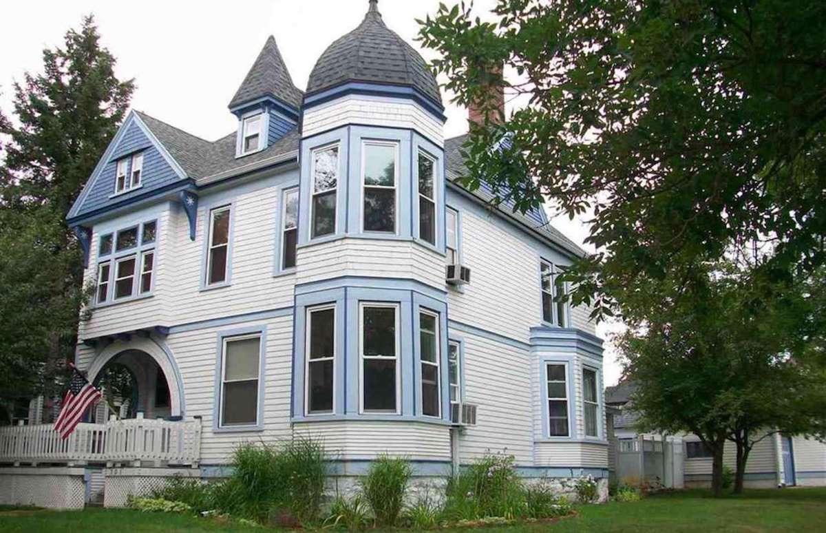 Wisconsin ashland victorian most popular house styles