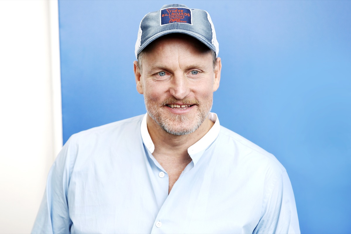 vegan celebrities - VENICE, ITALY - SEPTEMBER 04: Woody Harrelson attends the photo-call of 'Three Billboards Outside Ebbing, Missouri' during the 74th Venice Film Festival on September 4, 2017 in Venice, Italy. - Image