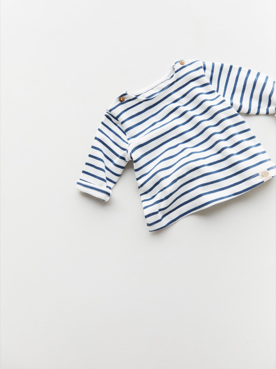 Zara Kids Striped Shirt {Save Money on Kids' Clothes}