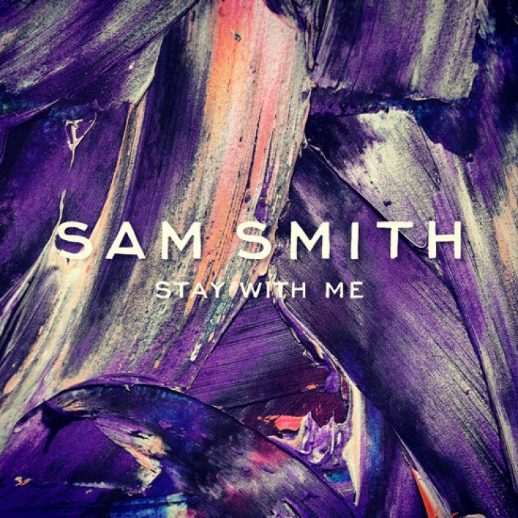 sam smith stay with me single cover