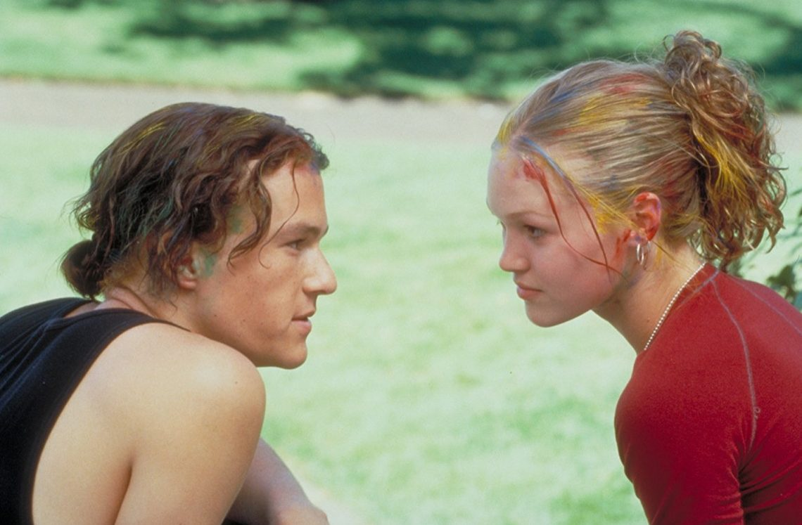 10 things i hate about you movie still, best teen romance movies