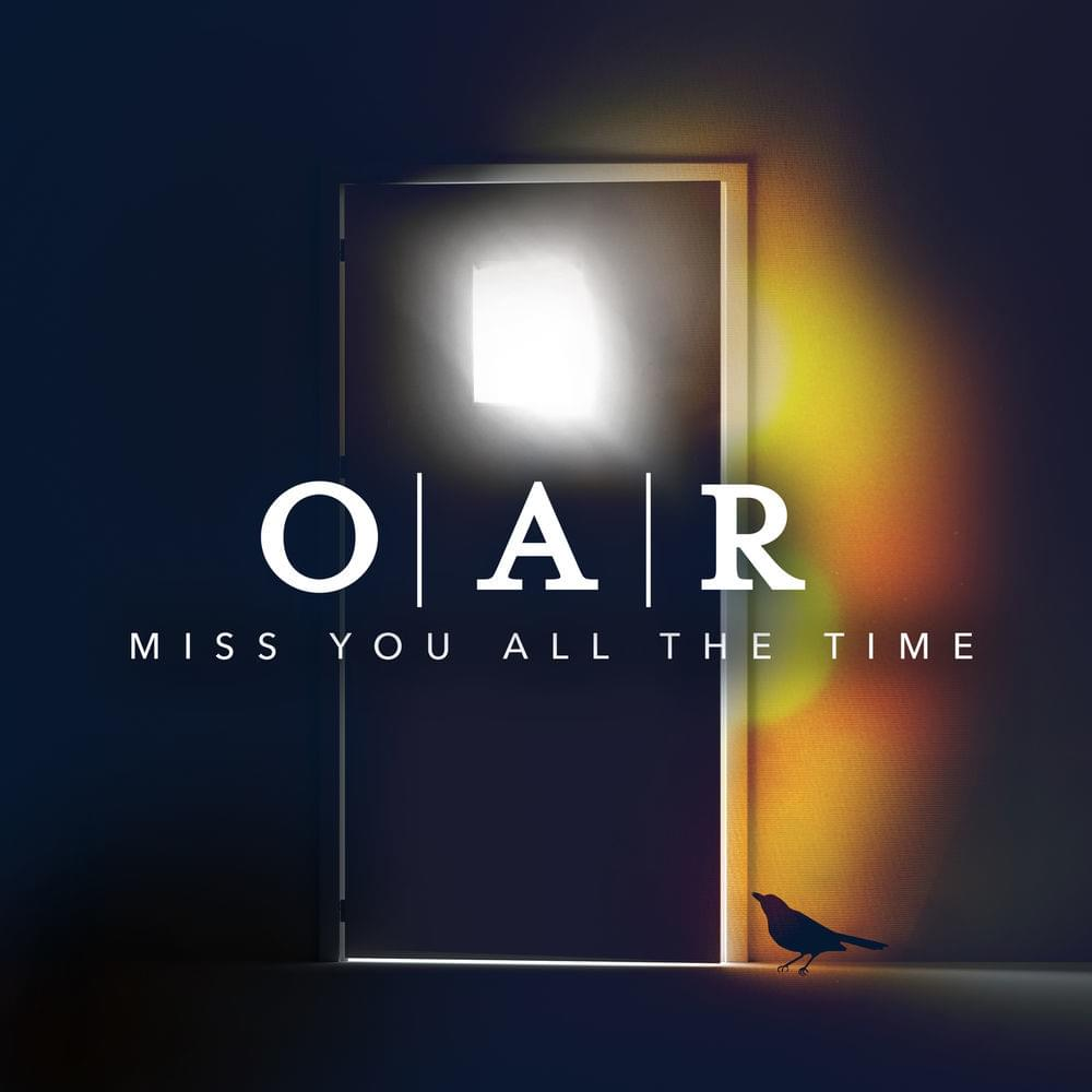 oar miss you all the time cover