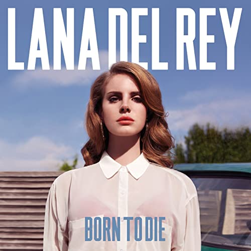 lana del rey born to die cover