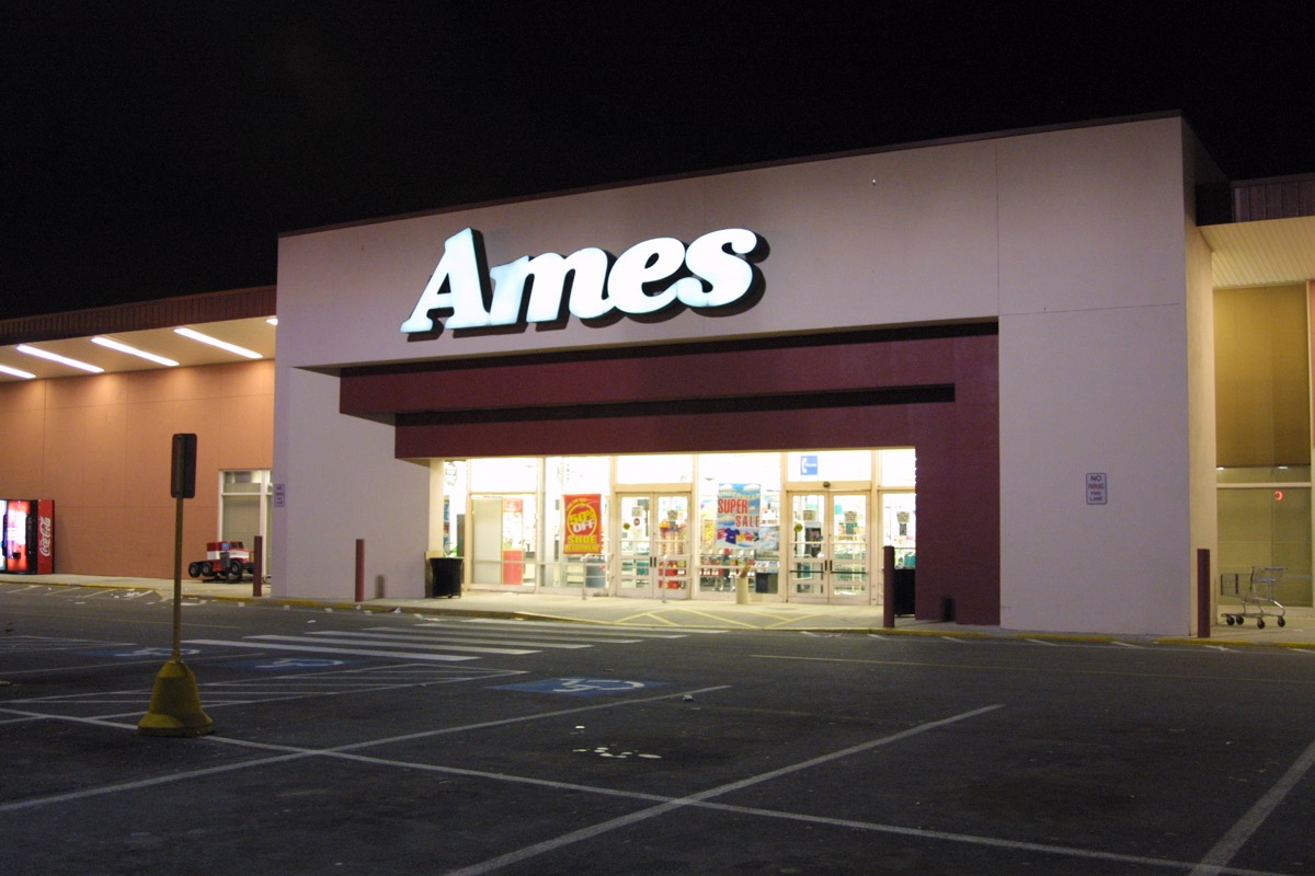 Ames Department Stores