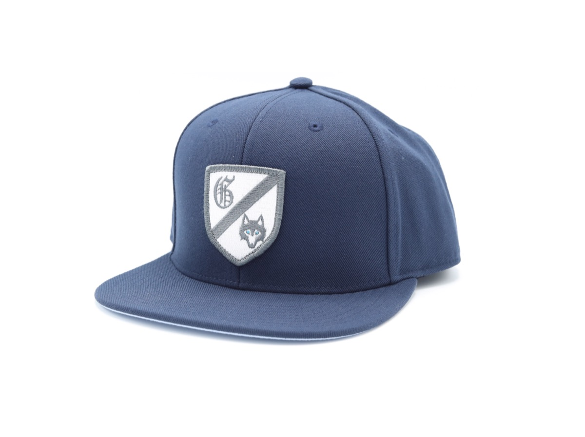 golf hat ORDER & HONOR SNAPBACK