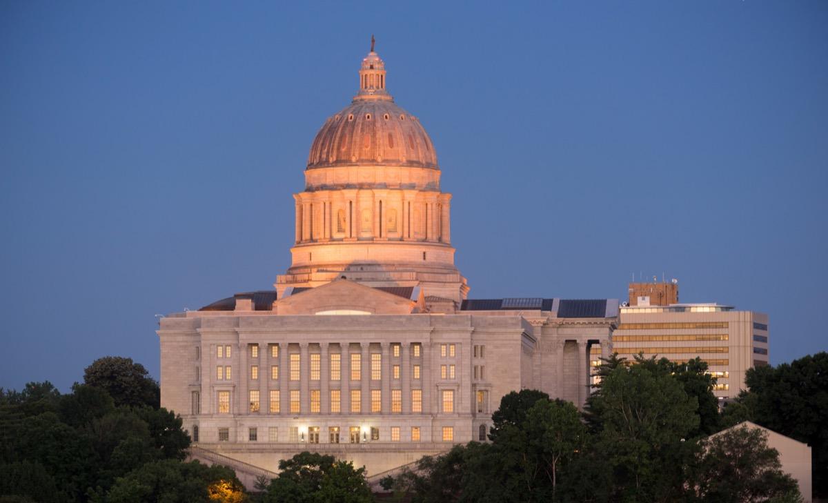 missouri state capitol buildings