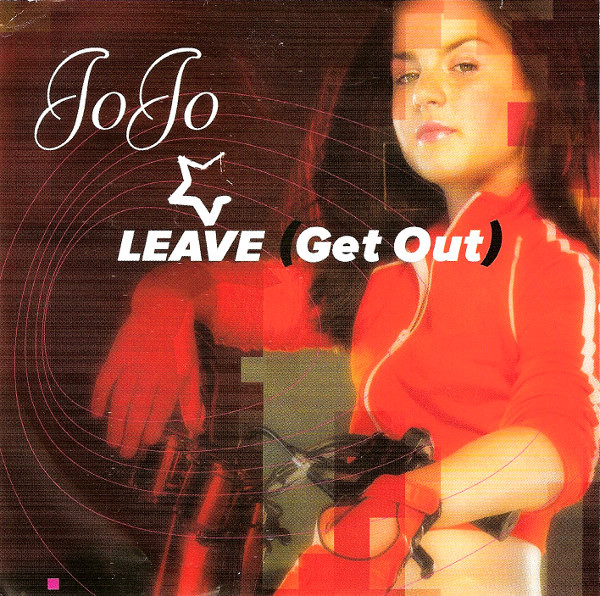 jojo leave get out cover