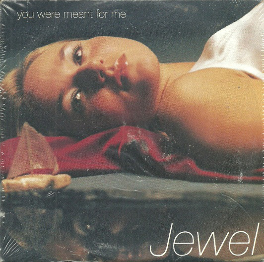 you were meant for me jewel single cover