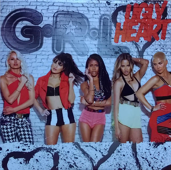 ugly heart g.r.l. cover