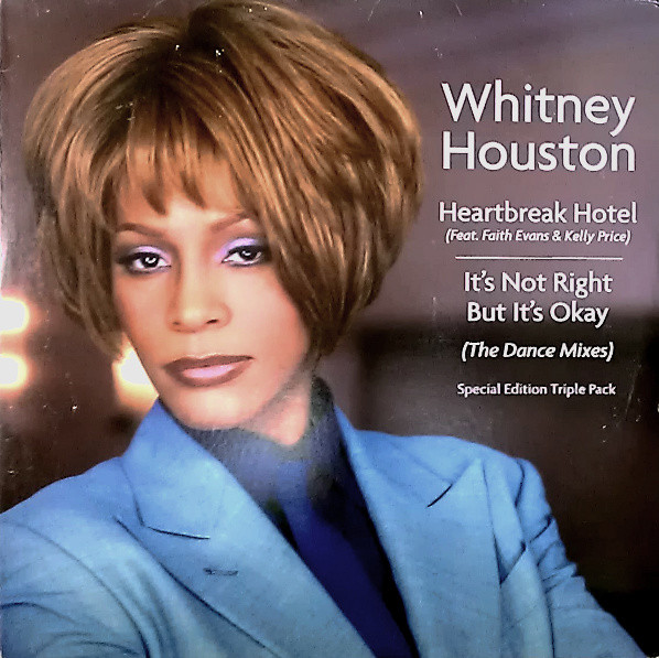 whitney houston it's not right but it's okay cover