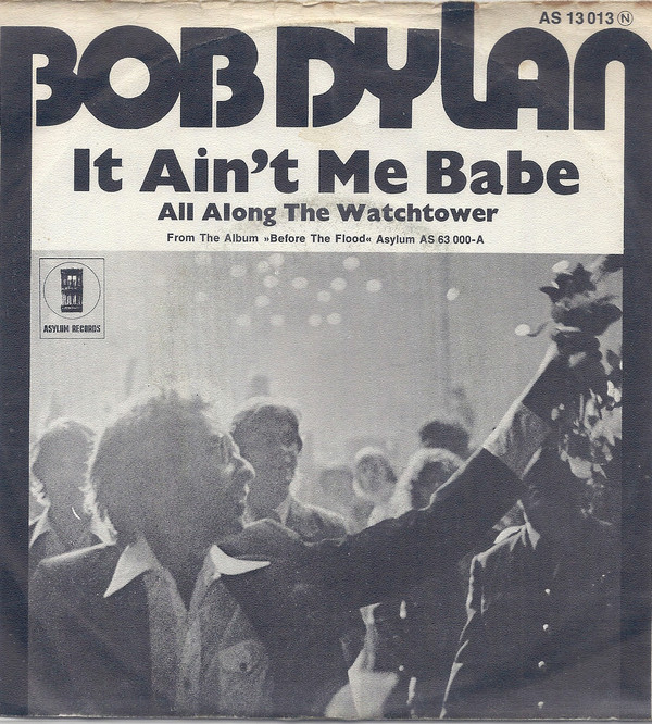it ain't me babe bob dylan cover