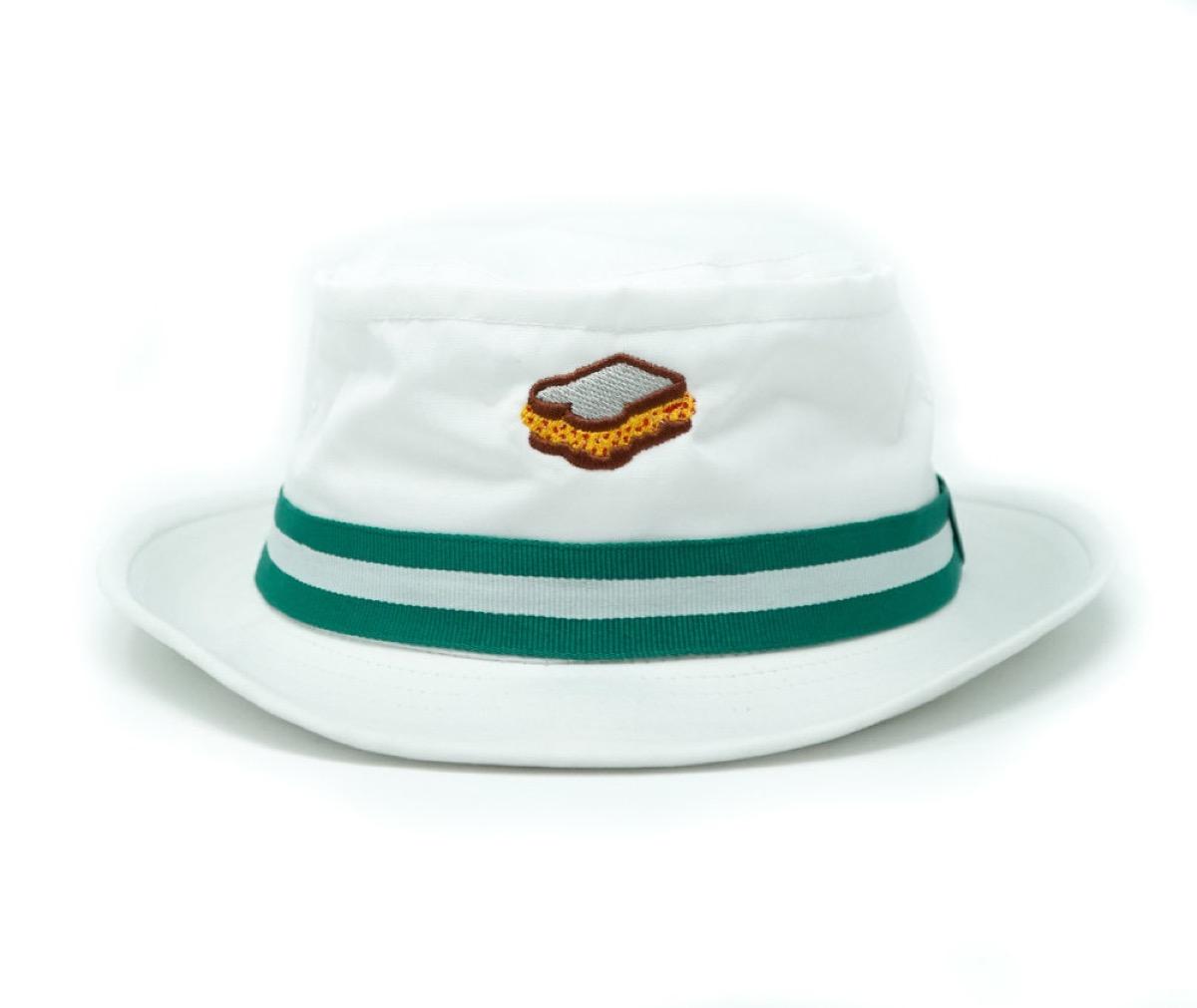 golf hat - Pimento Bucket