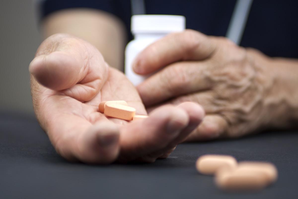 Arthritis medication mixing alcohol