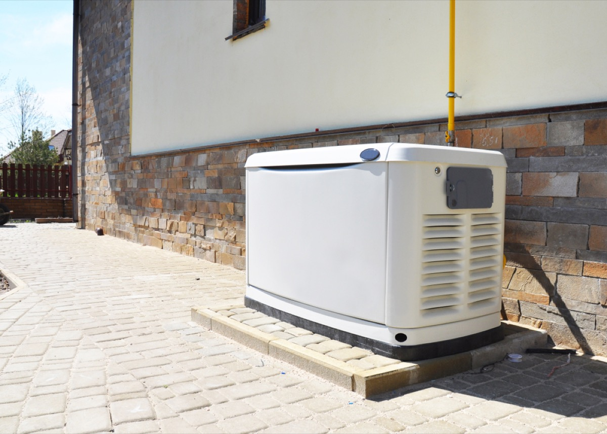 generator home upgrades with big return