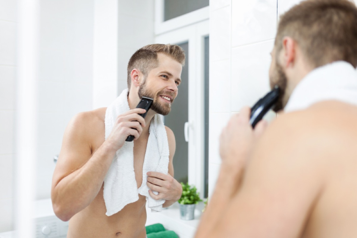 beard trimmer weird old household items