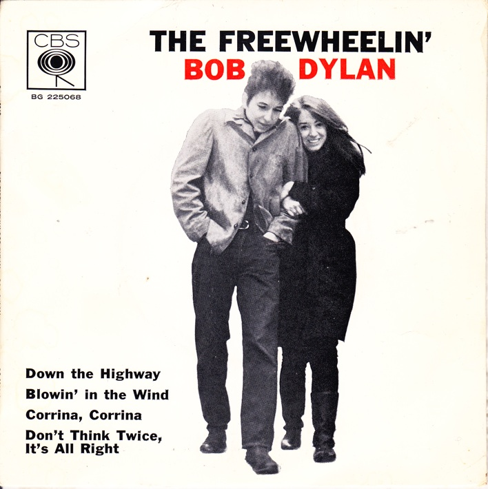 the freewheelin' bob dylan cover