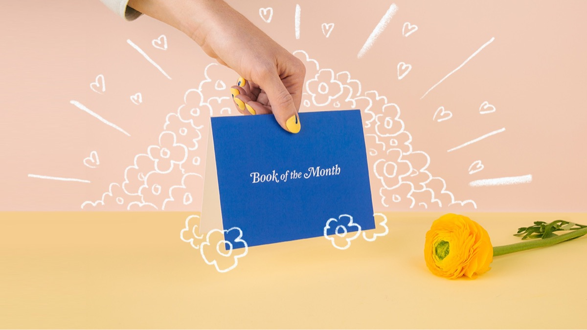 book of the month subscription, best boyfriend gifts