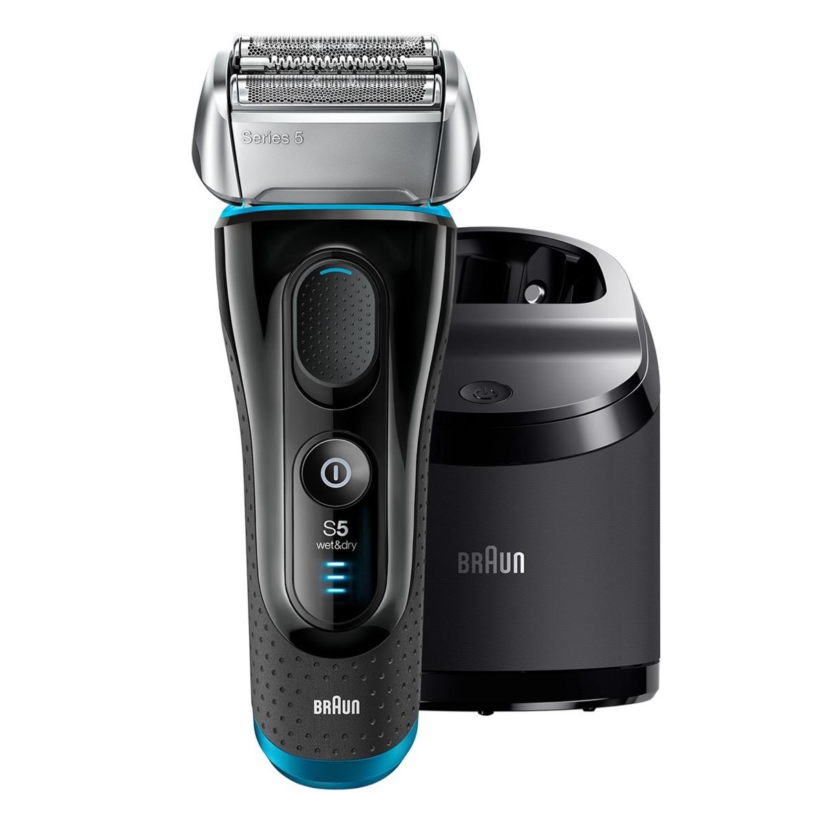 braun-electric shaver, best boyfriend gifts