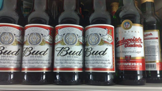 Budweiser/Bud Beer {Brands with Different Names Abroad}