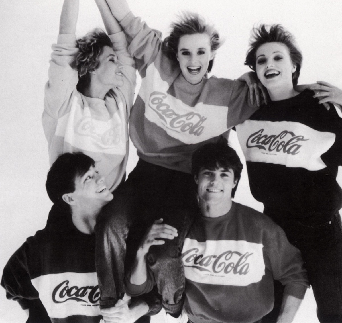 1980s USA Coca-Cola Promotional