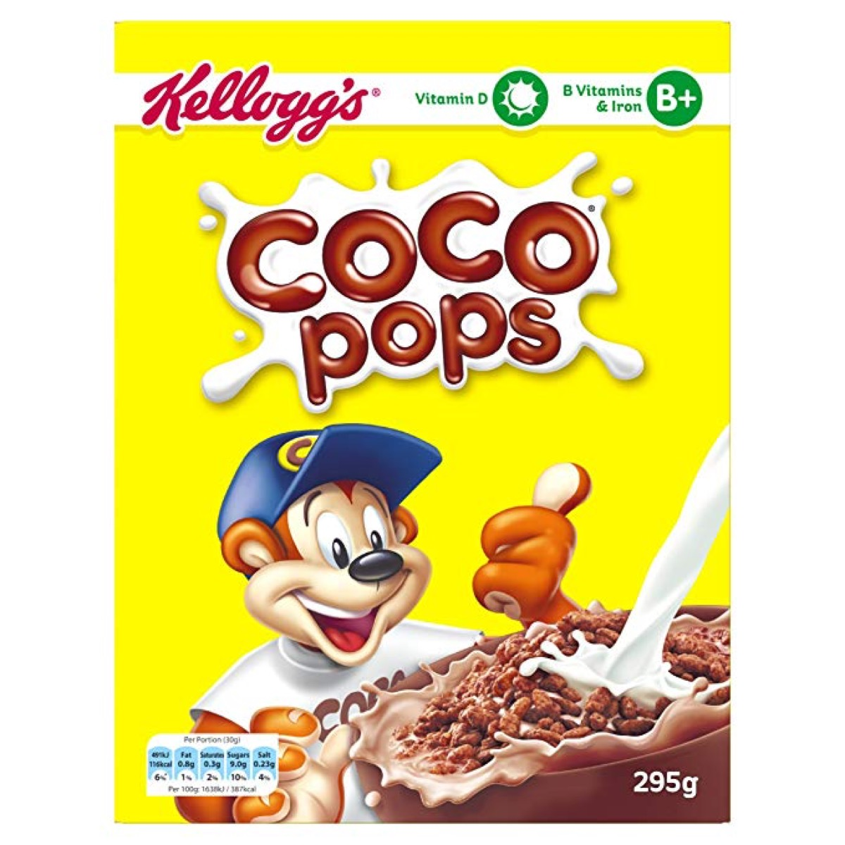 Coco Pops {Brands with Different Names Abroad}