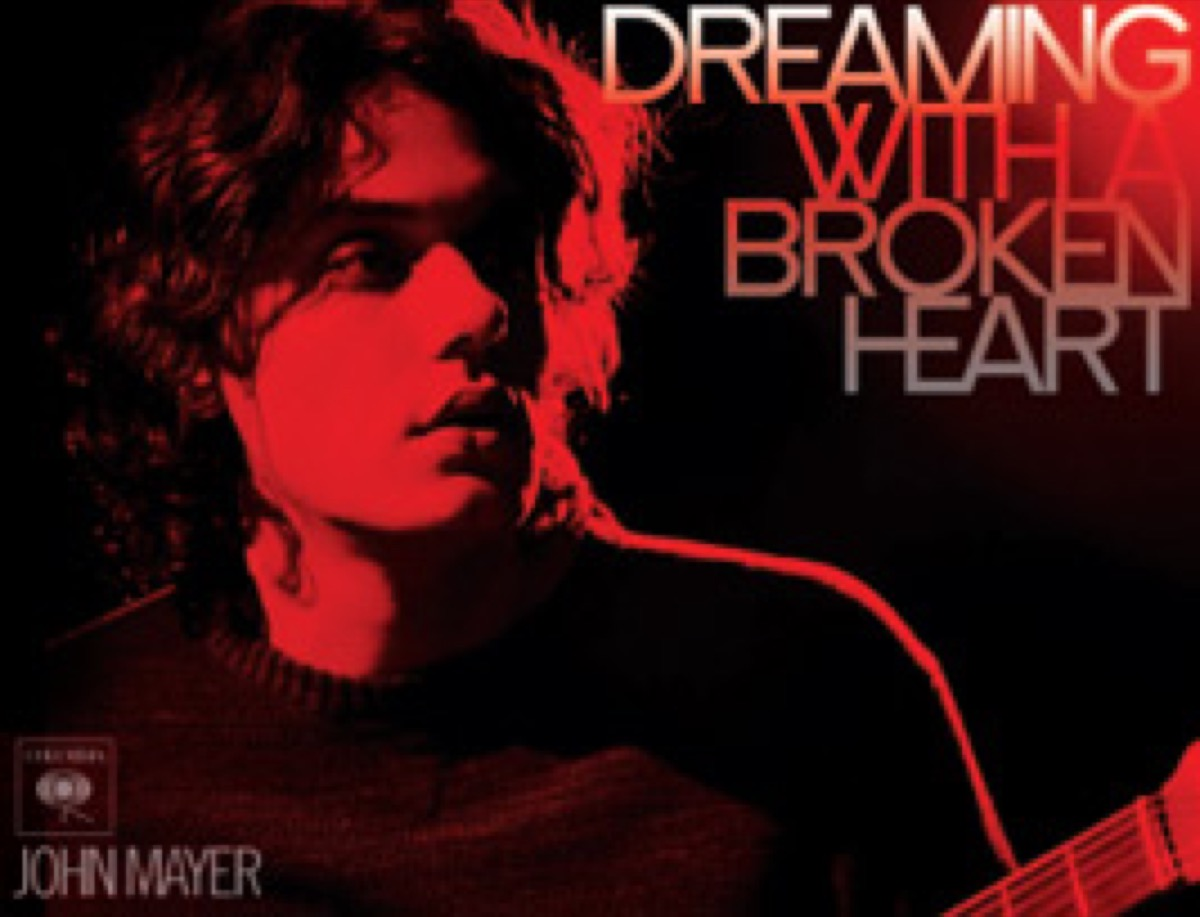 dreaming with a broken heart john myaer music video still, best breakup songs