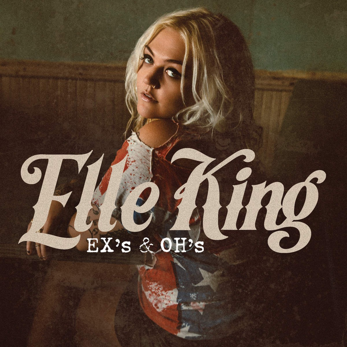 elle king ex's & oh's single cover