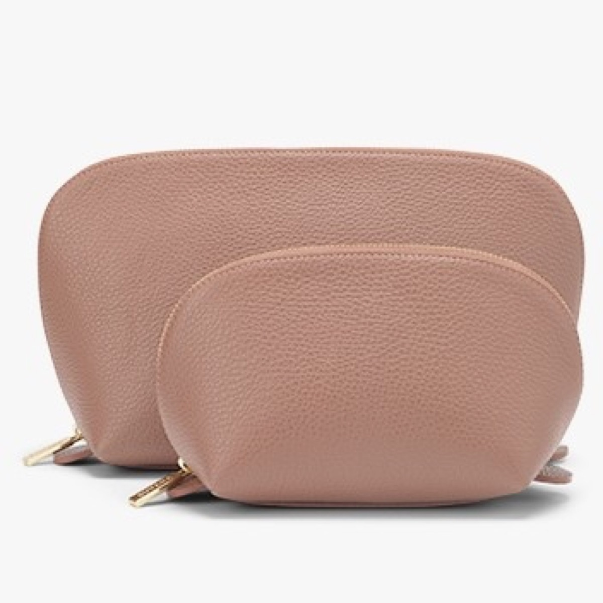 cuyana essential travel case set, gifts for girlfriend