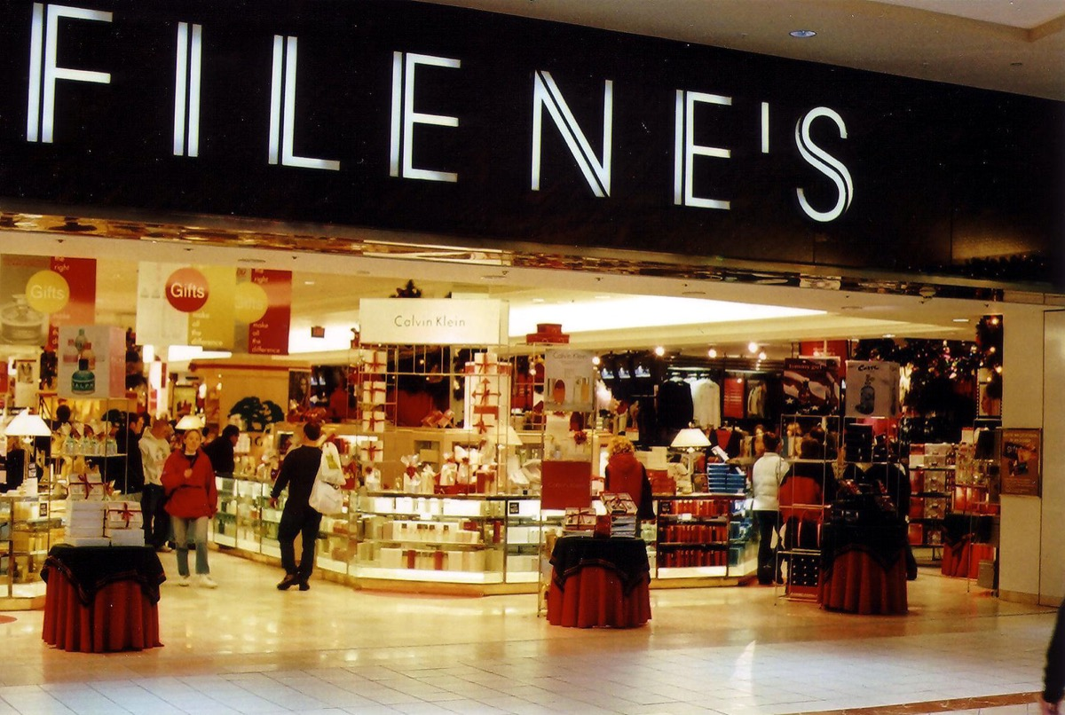 filene's storefront