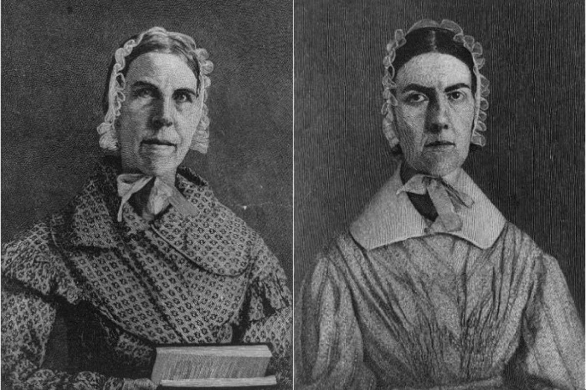 grimke sisters siblings that teamed up
