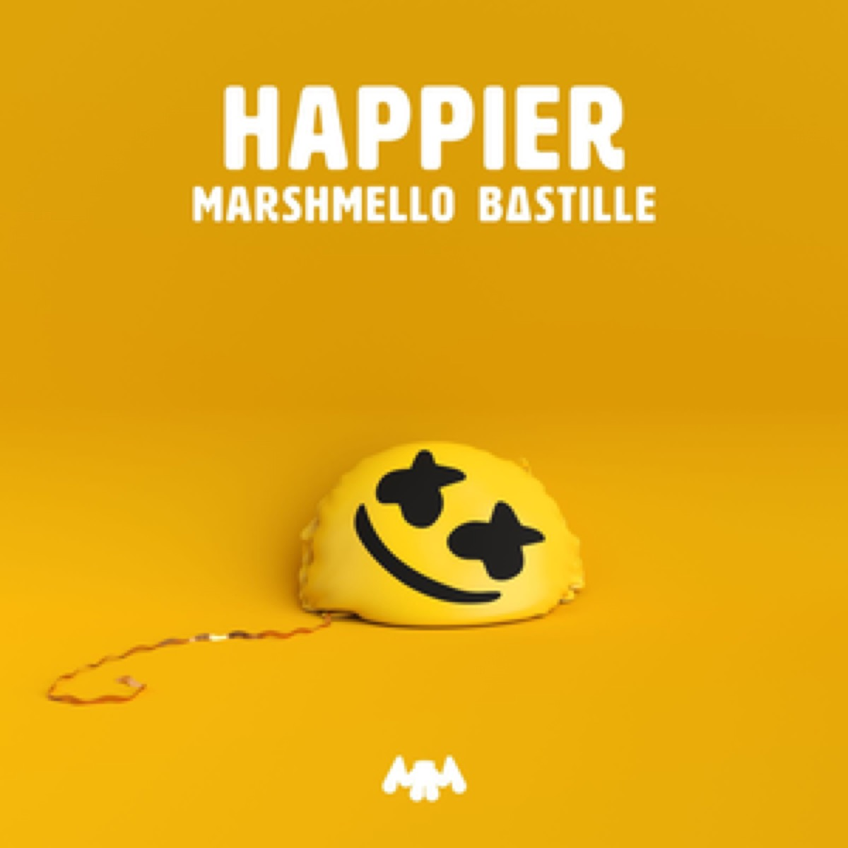 happier by marshmello and bastille cover art, best breakup songs