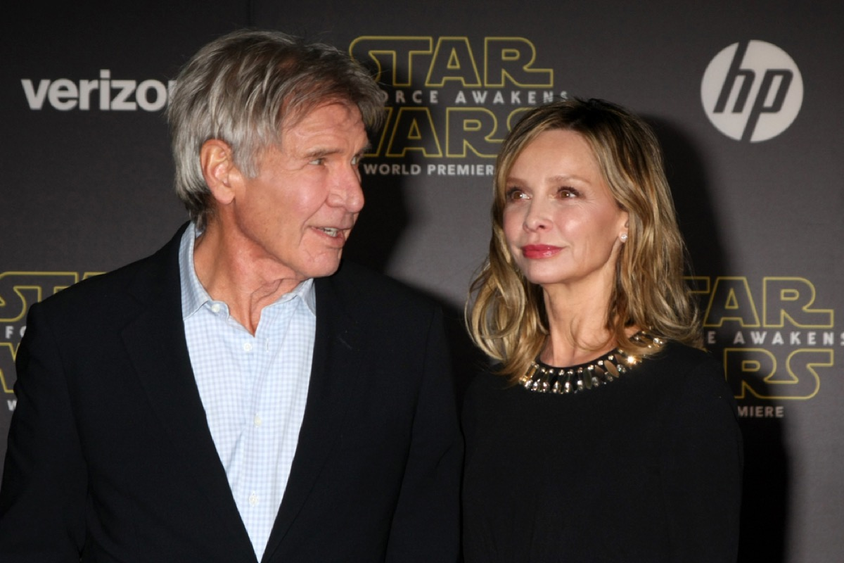 harrison ford calista flockhart relationships with big age difference