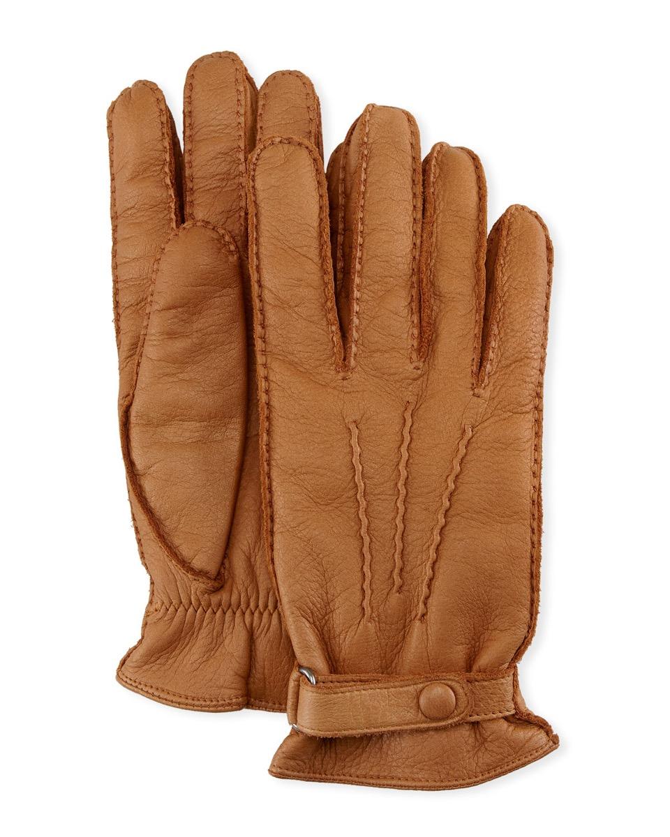 hestra winston snap gloves, best boyfriend gifts