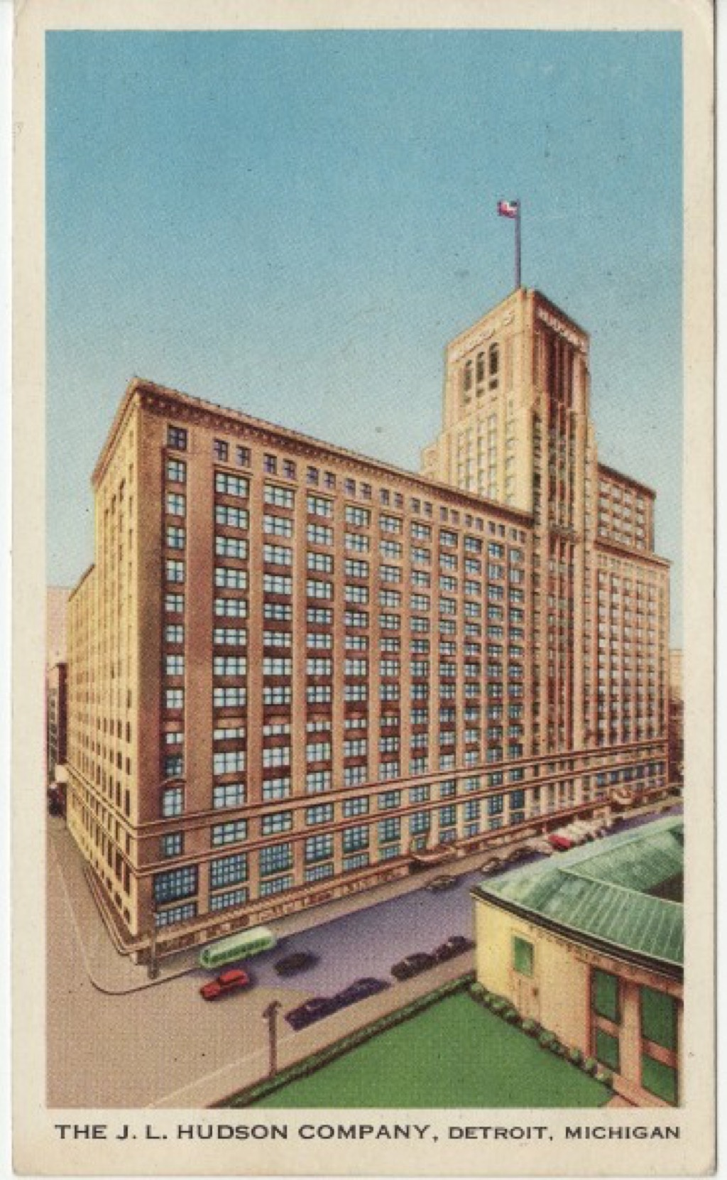 Hudson's Department Stores