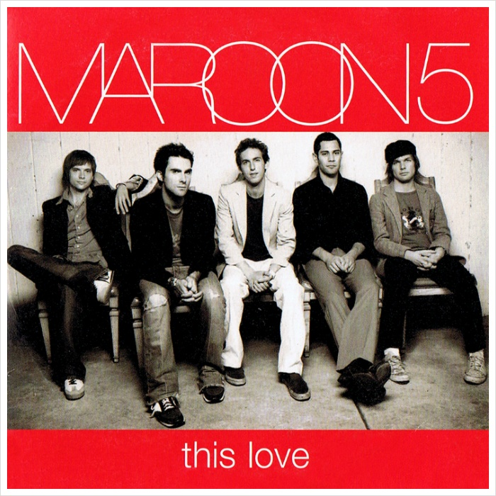 maroon 5 this love cover