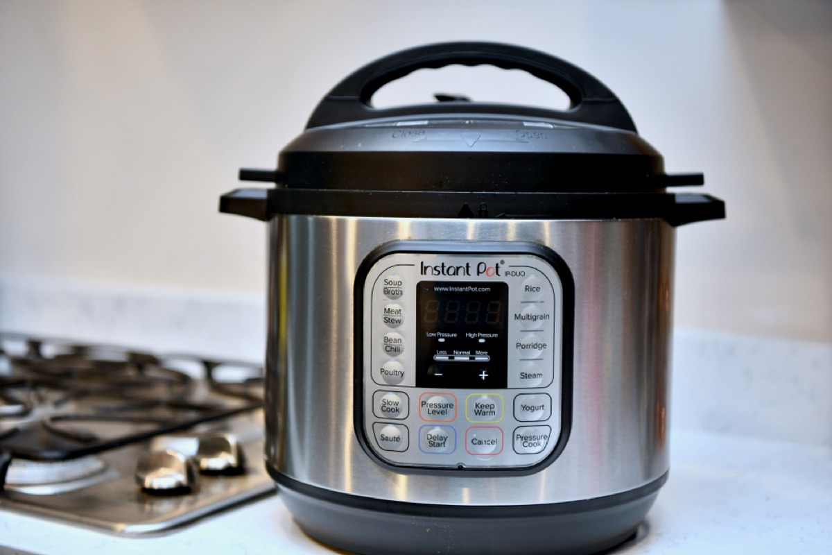 instant pot pressure cooker weird old household objects